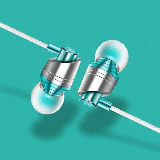 Słuchawki przewodowe 3.5mm dla wszystkich smartfonów Huawei Honor 10 10i sport słuchawki douszne słuchawki Fone De Ouvido z mikrofonem słuchawki