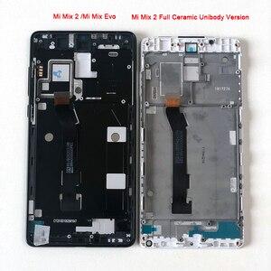 "Image 3 - Original M & Sen 5.99 ""Für Xiao mi mi mi x 2 ROM 8GB Volle Cera mi c Unibody Version lcd Display + Touch Panel Digitizer Rahmen"