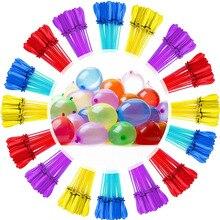 111pcs Water Balloon Amazing Filling Magic Balloon Bombs Chi