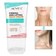 Neck-Cream Reduce-Care Chin-Lines Double-Fade I2U4 Wheel Vitamin-C Shrink-Pores Hydrating