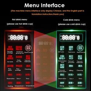 Image 5 - Joyoung متعددة وظائف خلاط طعام L18 YZ05 فراغ الخلوي كسر خلاط المنزلية منتج أغذية 220V 1.7L قدرة