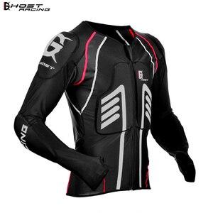 Image 2 - WOSAWE Motorcycle Jacket Motocross Protective Gear Armor Men Racing Motorcycle Clothing Windproof Reflective Motorbike Jackets