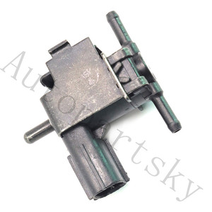 Image 5 - Orijinal OEM 1013624890 emisyon vakum vana Solenoid Honda CRV için MK3 07 12 2.2I CDTI i DTEC dizel 101362 4890 101362 4890