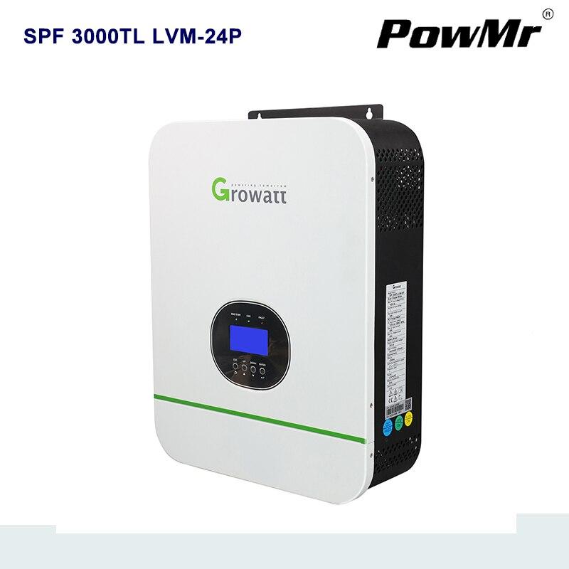 Growatt Hybrid Inverter 3KW Solar ...