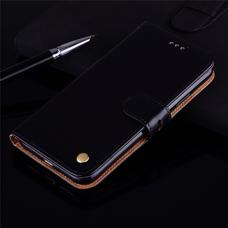 Leather Wallet Case For Samsung Galaxy J5 2017 J530 Stand Card Holder Case For Samsung J530 J5 2017 Magnetic Flip Cover Coque image