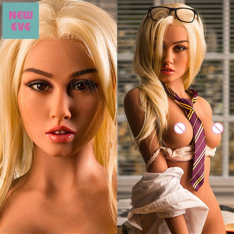 157cm (5.15ft) realistyczne miłość lalki dla mężczyźni mieszane krwi School Girl z włosy blond Lolita z małym biustem Drop Shipping w Gumowe lalki od Uroda i zdrowie na AliExpress - 11.11_Double 11Singles' Day 1