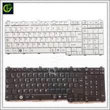 Французская клавиатура Azerty для Toshiba Qosmio G50 G55 F60 X205 X305 X505 F750 F755 Tecra A11 S11 с номерной панелью FR