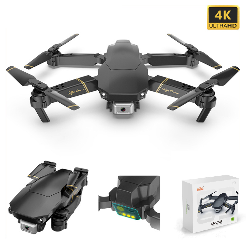 GD89 Drone Global Drone With Hd Aerial Video Camera 4k Rc Drones Rc Helicopter Fpv Quadrocopter Dron Foldable Toy Drone E58 image