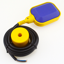 1pcs EM15-2 2M 3M 4M 5M Controller Float Switch Liquid Switches Liquid Fluid Water Level Float Switch Contactor Sensor