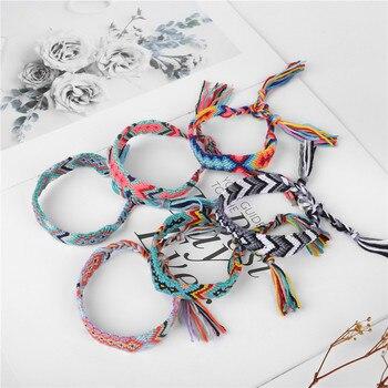 New Fashion Women Men New Beads Anklet Bohemian Bracelets On Leg Boho Jewelry ankle bracelets for women  beach feet jewelry 2