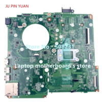 JU PIN YUAN 785442 501 785442 001 785442 601 for HP Pavilion 15 F 15 F128CA Laptop Motherboard DA0U99MB6C0 with A8 6410|Laptop Motherboard|   -