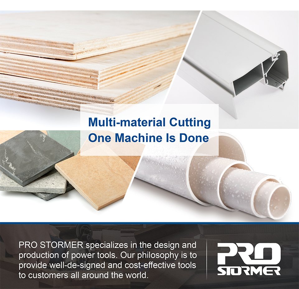 Multi material Cutting