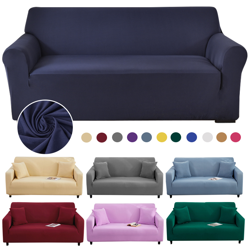 BUNDLE Elastic Sofa Cover Stretch All inclusive Sofa Covers for Living Room Couch Cover Loveseat Sofa Slipcovers|Sofa Cover|   - AliExpress