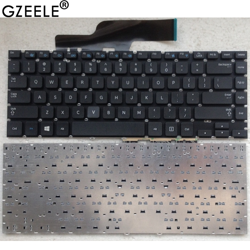 Keyboard Silicone Skin Cover Protector for Samsung 350V4C 355V4C 355V3C NP350V4C