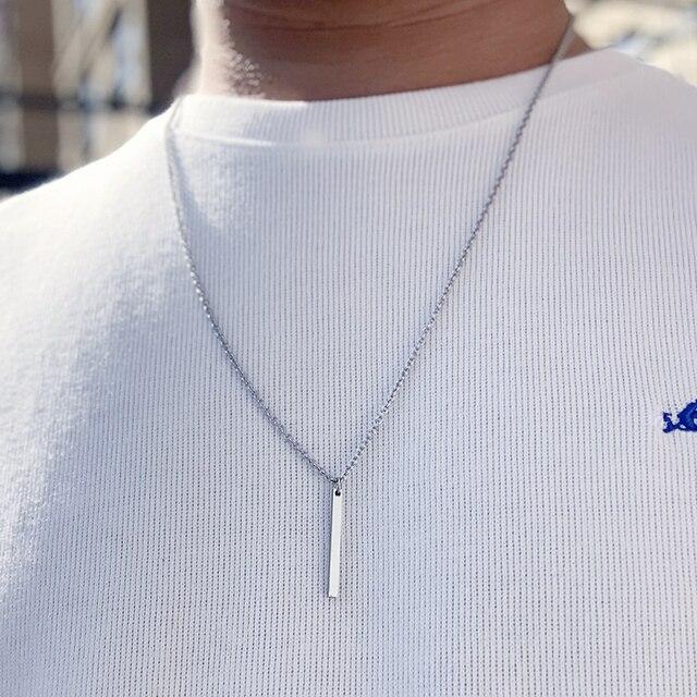 unisex pendant necklace 1