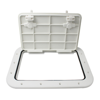 High Quality ABS Plastic Deck Access Hatch & Lid For Marine/ Boat/ Sailing