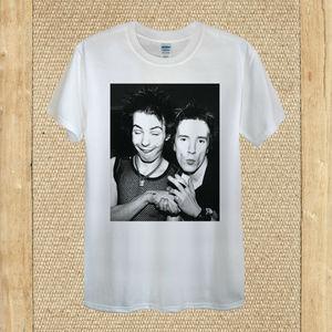 Sex Pistols T-shirt Fun English punk rock London 100% cotton unisex women