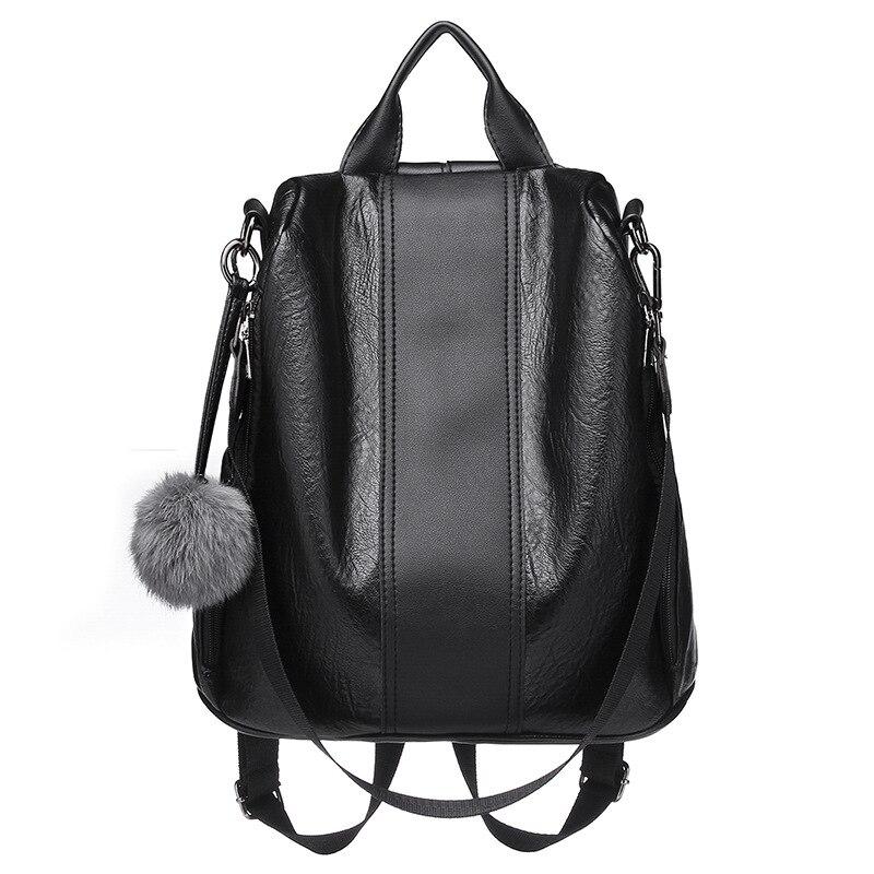 Leather Black 1