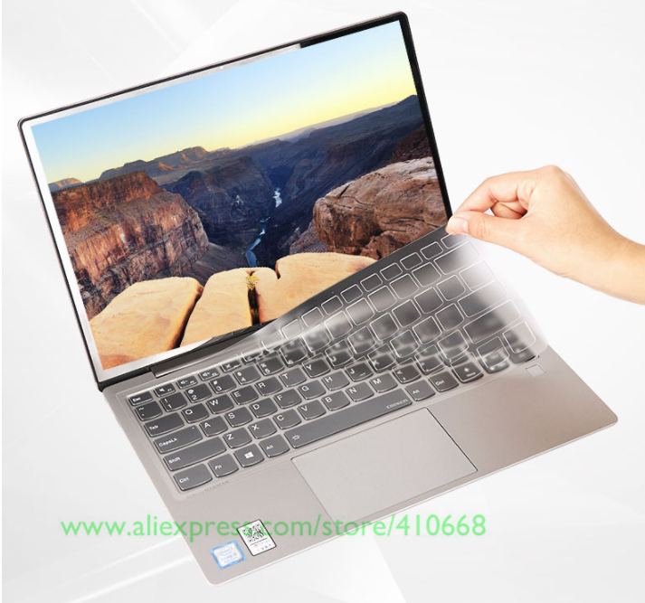 Voor Lenovo Ideapad C340 S340 14 Inch C340-14API C340-14iwl C340 14IWL 14API Laptop Clear Tpu Notebook Keyboard Cover Protector
