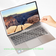 Для Lenovo Ideapad C340 S340 14 дюймов C340-14API c340-14iwl C340 14IWL 14API ноутбук прозрачный ТПУ чехол для клавиатуры