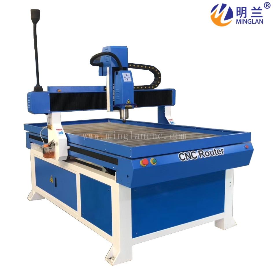 Wholesale 6090 6012 6015 9015 1212 CNC Advertising Machine