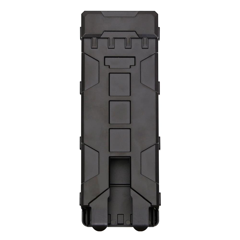 Military Reload Shotgun Equipment Magazine Pouch 10 Rounds 12GA 12 Gauge Ammo Shells Molle Box Functional Box Gun Accessories