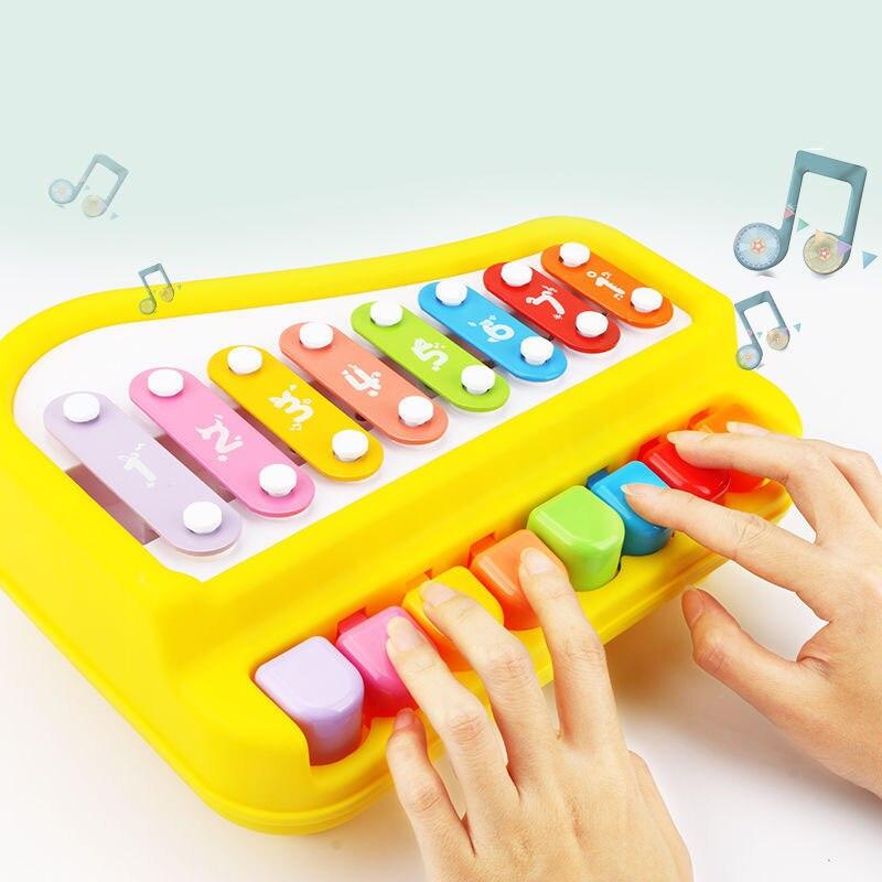 Bébé enfants Instrument de musique Mini musique jouet Piano développement musique jouets éducatifs pour enfants cadeau