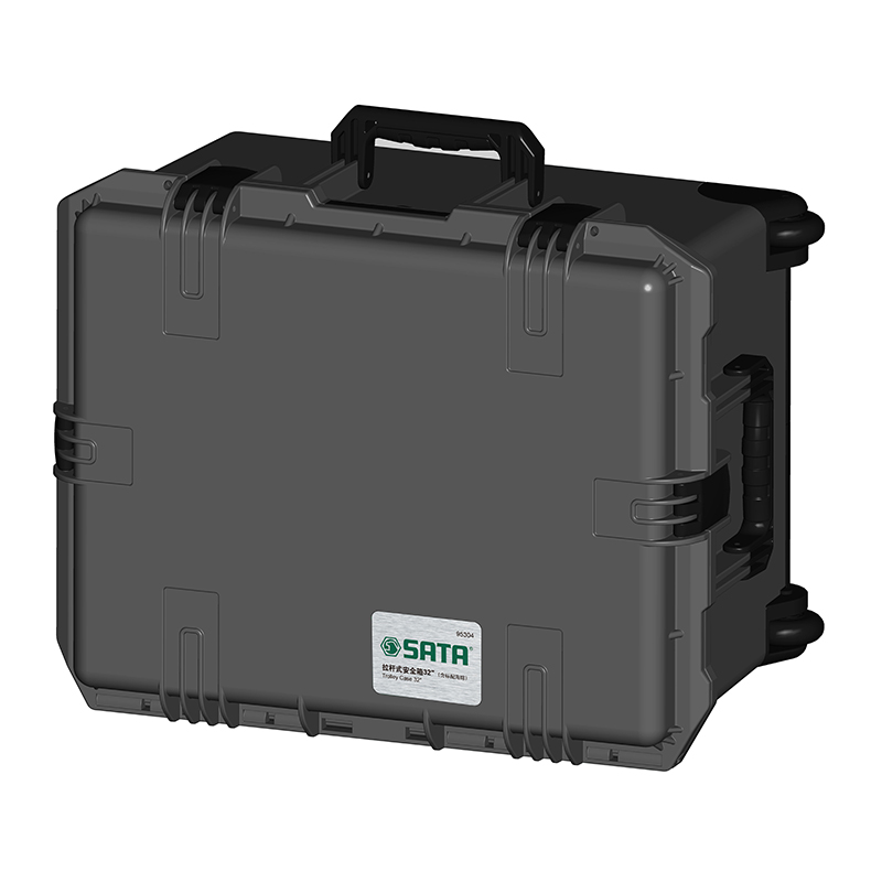 SATA 95304 For Tools. Box (632x501x355) Bed. On Wheels Practical Box For Tools On Wheels