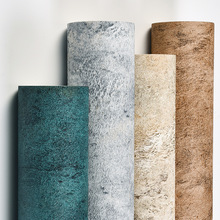 Northern European Ins Wind Cement Gray Wallpaper Modern Simple Plain Bedroom Living Room Diatom Mud Industrial Wind Wallpaper