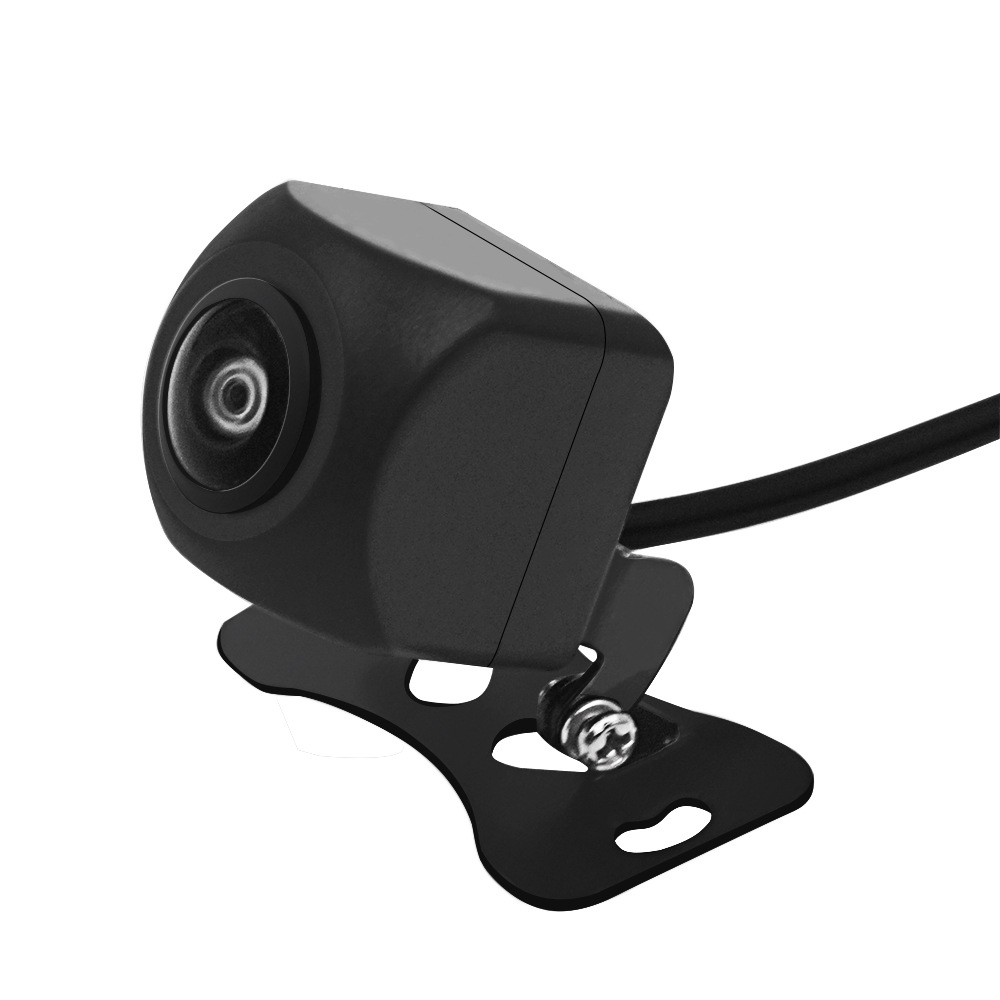 Fish-Eye Webcam Starlight Night Vision Big Screen Machine AHD No Light Night Vision Super Clear Millions High-definition Rearvie