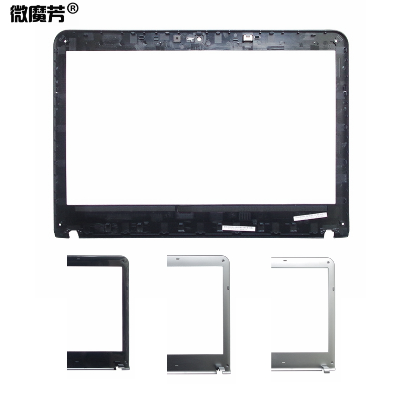 NEW Shell For Sony SVE14A SVE14 SVE14AE13L 012-000A-8957 012-100A-8959 Front Bezel Frame Case COVER