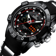Readeel Top Brand Luxury Quartz Watch Men Fashion Military Waterproof Digital Chronograph Sport Watches Relogio Masculino(China)