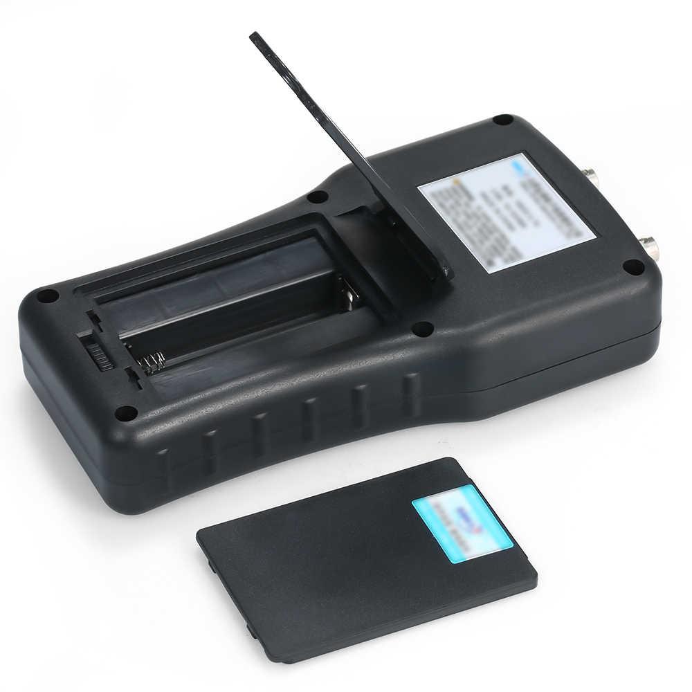 Handheld Digitale 1CH Oscilloscoop Draagbare Scope Meter 30MHz 200MSa/s met USB Charger Probe Kabel Set usb Oscilloscoop