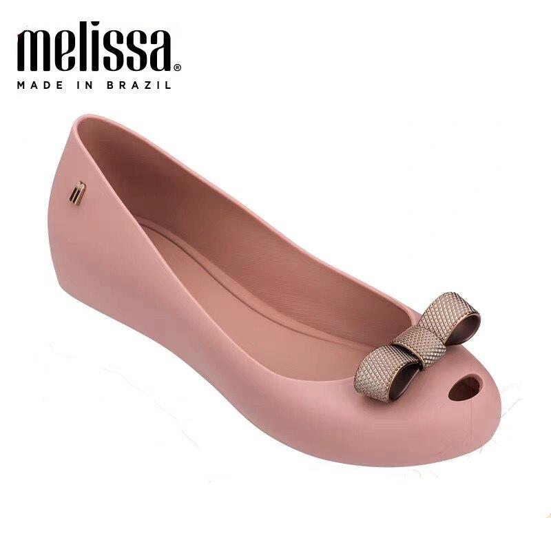 Melissa mel ultrasirl doce xiv 2020 nova mulher sandálias planas marca melissa sapatos para as mulheres sandálias geléia sapatos femininos