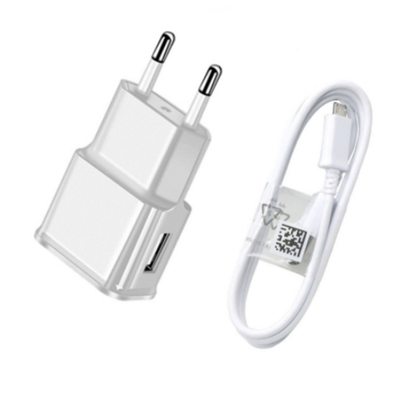 Power Adapter Fast EU Phone <font><b>Charger</b></font> USB Data Cable For <font><b>Nokia</b></font> 7.1 Plus <font><b>8.1</b></font> 8 6 5 3 2 X7 X5 X2 N730 N930 625 For Google Pixel 2 XL image