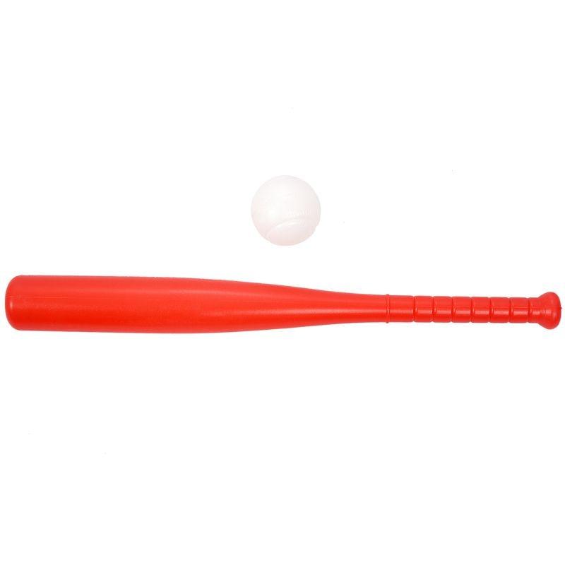 Souviner Baseball Bat Sports Toys Children's Toys Baseball Bat Red