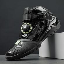 Nowe obuwie rowerowe samoblokujące oddychające wyścigi trampki mężczyźni Ultralight Mountain Bike Road oryginalne buty rowerowe buty motocyklowe tanie tanio HUMTTO CN (pochodzenie) Skórzane Dla dorosłych Syntetyczny Średnie (b m) RUBBER Hook loop JH-10001 Pasuje prawda na wymiar weź swój normalny rozmiar