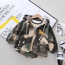 2020 Autumn Newborn Baby girl clothes 1-5year boys jacket Ho