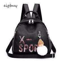 цена на Women Backpack School Rucksack Bags Designer College  Black Casual School Backpacks For Teenagers Sac A Dos Travel Schoolbag