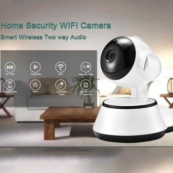 цена на Wireless Security Camera IP Camera WIFI Home CCTV Camera 1080P 720P Audio Surveillance P2P Night Vision Baby Monitor Cam