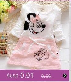 H1efc409046a6497189e43a2e38ee5769i Girls Dress 2018 Summer Explosion Solid Color Denim Dress Cartoon Polka Dot Bow Cartoon Bunny Satchel Korean Baby Cute Dress