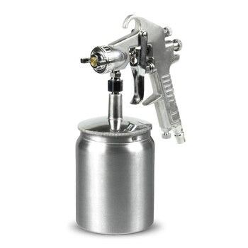 Pneumatic Spray Gun Spray Pot Automobile Body Metal Furniture Latex Paint Spray Gun Spray Tool Paint Spray Gun фото