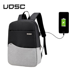 UOSC Casual Patchwork Back Pack Teenager Girls 2019 New Scho
