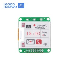 1.54 Inch Small 200x200 E-Ink Panel, Supports Arduino, Raspberry Pi, STM32 Color E-Paper Display Module