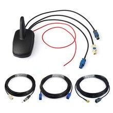 Superbat DAB/FM Auto Digital Radio Verstärkt Luft mit GPS Dach Montieren Antenne und SMA Antenne Ersatz Kabel für auto TUPFEN