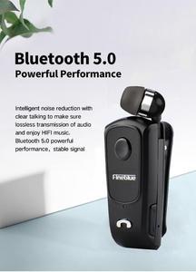 Image 2 - FINEBLUE F920 Mini Không Dây Auriculares Lái Xe Bluetooth Tai Nghe Cuộc Gọi Nhắc Nhở Rung Mặc Kẹp Thể Thao Chạy Bộ Tai Nghe Chụp Tai