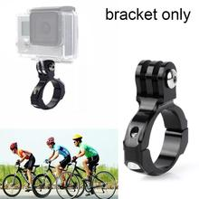 1Pc Aluminum Bicycle Handlebar Mount Clamp Holder Adapter Short For Gopro 7/6/5/4/3+/3/2/1