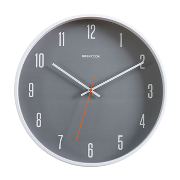 Nordic Fashion Wall Clock Modern Design Silent Bedroom Wooden Wall Clock Creative Minimalist Relojes Pared Home Decor ZB50WC