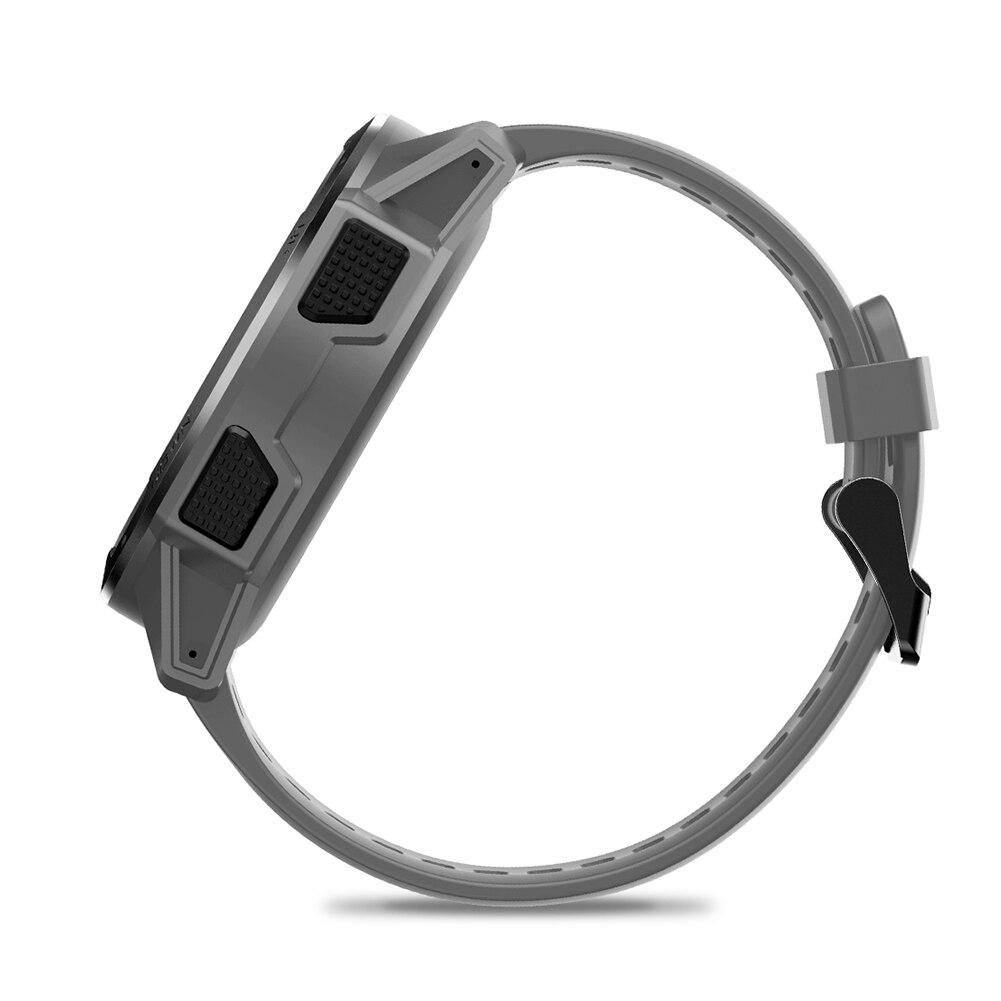 Plein air coloré écran Fitness étanche cadeau alarme numérique capteur de fréquence cardiaque activité Tracker surveillance du sommeil Smartwatch