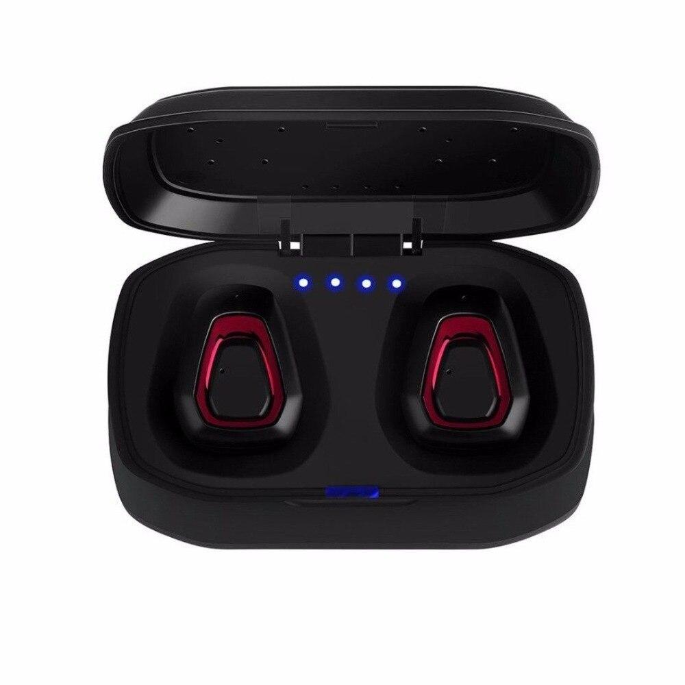 A7 TWS sans fil Bluetooth casque 5.0 paire oreille stéréo Bluetooth écouteur avec boîte de charge pour iPhone Android PK X2T i7/i7s/i9